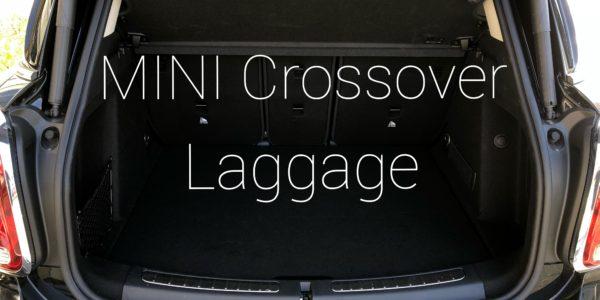 ミニクロスオーバーのラゲッジスペース(荷室)の寸法サイズを徹底調査!キャンプ用品どれだけ載る?