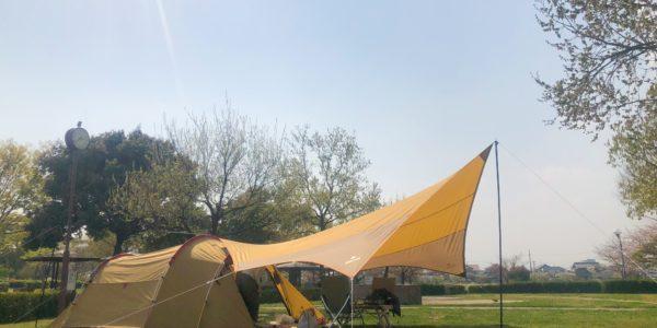 エントリーパックTTの張り方をまとめてみた。テント張ったの人生初だけど超絶簡単でしたよ!