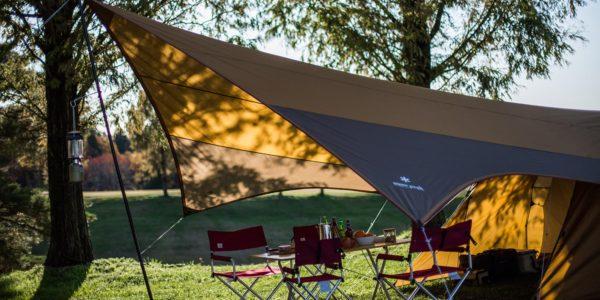 エントリーパックTTでキャンプ場に1泊してみた。実際に使って分かったメリットとデメリットをレビューします。